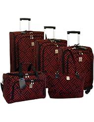 Jenni Chan Signature 5 Piece Luggage Set