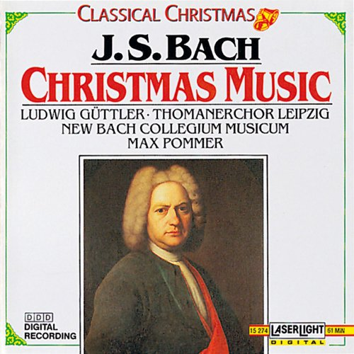 J.S. Bach: Christmas Music