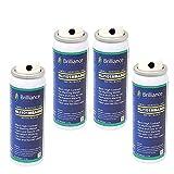 Pack of 4 - BLI101-2 Oz - Aerosol Black Laser Ink