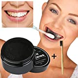 Wensltd Clearance! Teeth Whitening Powder Natural Organic Activated Charcoal Bamboo Toothpaste