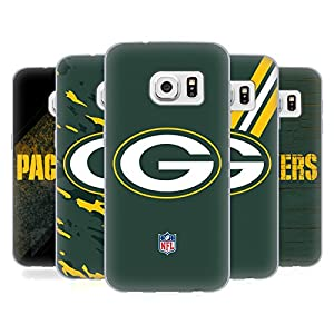 Official NFL Green Bay Packers Logo Soft Gel Case for Samsung Galaxy S7