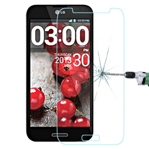 LOPURS 0.3mm Explosion-proof Tempered Glass Screen Protector for LG Optimus G Pro / E980 / E985 / F240