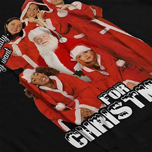 Spice You Girls Sweatshirt Coto7 Want What Black I Christmas For Ill Women's Tell dI1UqB