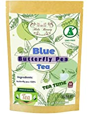 New Premium Butterfly Pea Tea 30 Mini Bags Best Tea Super Blue Color Enjoy and Relax Time.