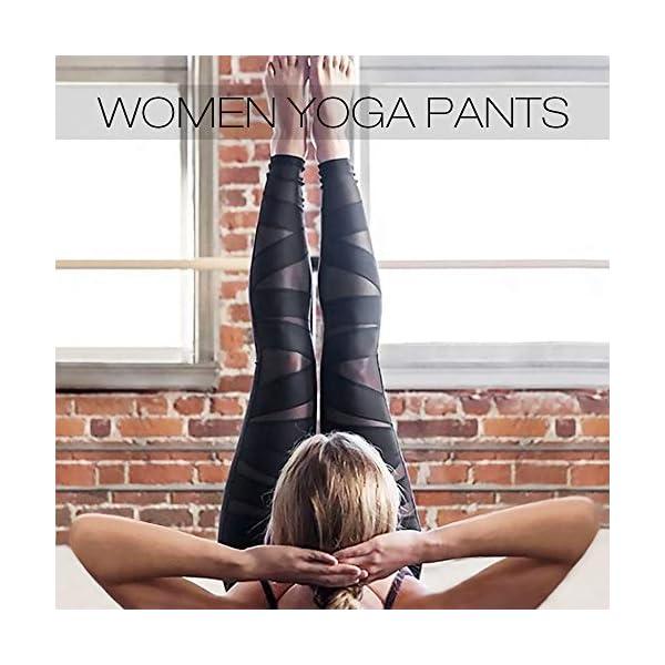 Lixada Yoga Pants Premium Soft Womens High Waist Long Short Workout Yoga Pant With Pocket Tummy Control 4 Way Stretch Moisture Wicking Running Jogging Fitness Gym Leggings Us Size