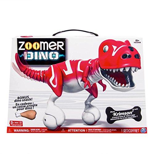 Amazon Spin Master Krimson Red Zoomer Dino Toys Games