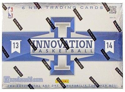 2013/14 Panini Innovation Basketball Hobby Box - Panini Certified - NBA Wax Packs