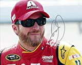 AUTOGRAPHED 2016 Dale Earnhardt Jr. #88 Axalta Racing Team PRE-RACE PIT ROAD (Hendrick Motorsports) Signed Collectible Picture NASCAR 8X10 Inch Glossy Photo with COA