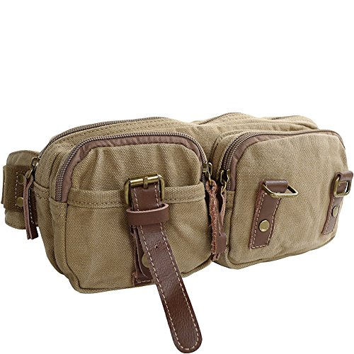 vagabond-traveler-stylish-10-canvas-waist-bag-khaki