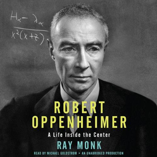 Robert Oppenheimer: A Life Inside the Center