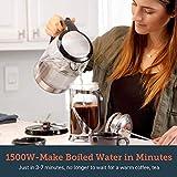 COSORI Electric Kettle(BPA-Free) 1.7 L Glass