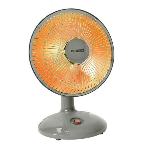 optimus oscillating space heater - 9