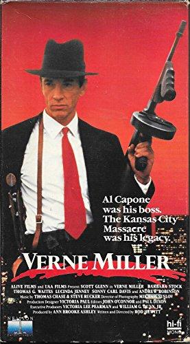 Verne Miller [VHS] - Ray Kristal