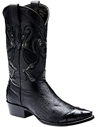 Smooth OstrichTraditional Western Boot