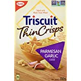 Triscuit Thin Crisps, Parmesan Garlic, 200g