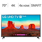 "LG 70UK6570 70"" 4K Ultra HD Led Television (2018)"