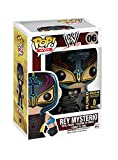 2014 SDCC Exclusive FunKo POP WWE Rey Mysterio Classic (Black)