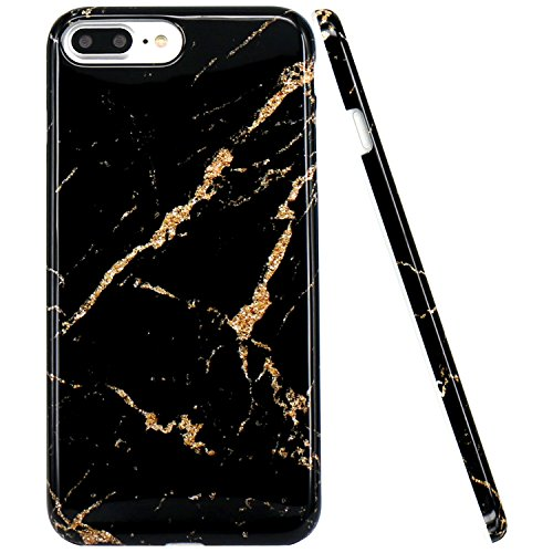 iPhone JAHOLAN Marble Shockproof Silicone product image