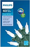 Philips LED 60 Count Cool White Mini Lights