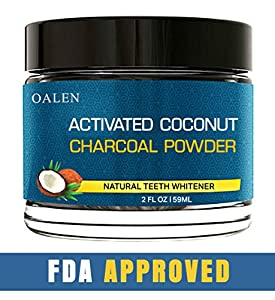 """Noticed a HUGE difference """"Definitely worth the buy!"""" """"Years of stains have been washed away with this magical product."""" Its sooo much cheaper then whitening strips and a lot more natural."""" """"There is no reason you have to fill your mouth with harsh c..."""