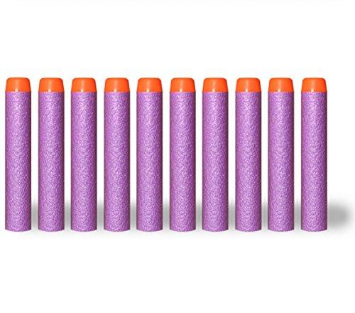 Soft Pink Bubbles (20pcs 7.2cm Soft Bubble Soft Balls Universal EVA Soft Bullet Gun Bullet Elite Bullet Toy Gun Soft Bullet)