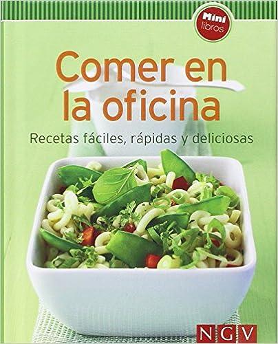 Comer En La Oficina (Minilibros de cocina)