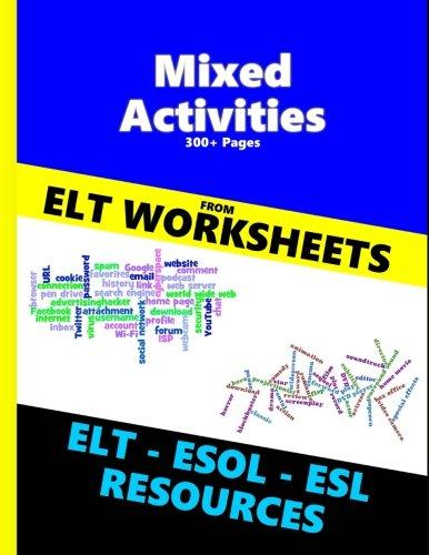 ELT Worksheets 4 (Volume 5)