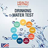 Drinking Water Test Kit For Municipal Tap and Well Water – Simple Testing Strips For Heavy Metals, Bacteria, Nitrates, Chlorine and More Reviews
