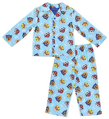 Nickelodeon Boys Paw Patrol Pajamas - 2-Piece Long Sleeve Pajama Set (Blue, 24M) for $<!--$21.99-->