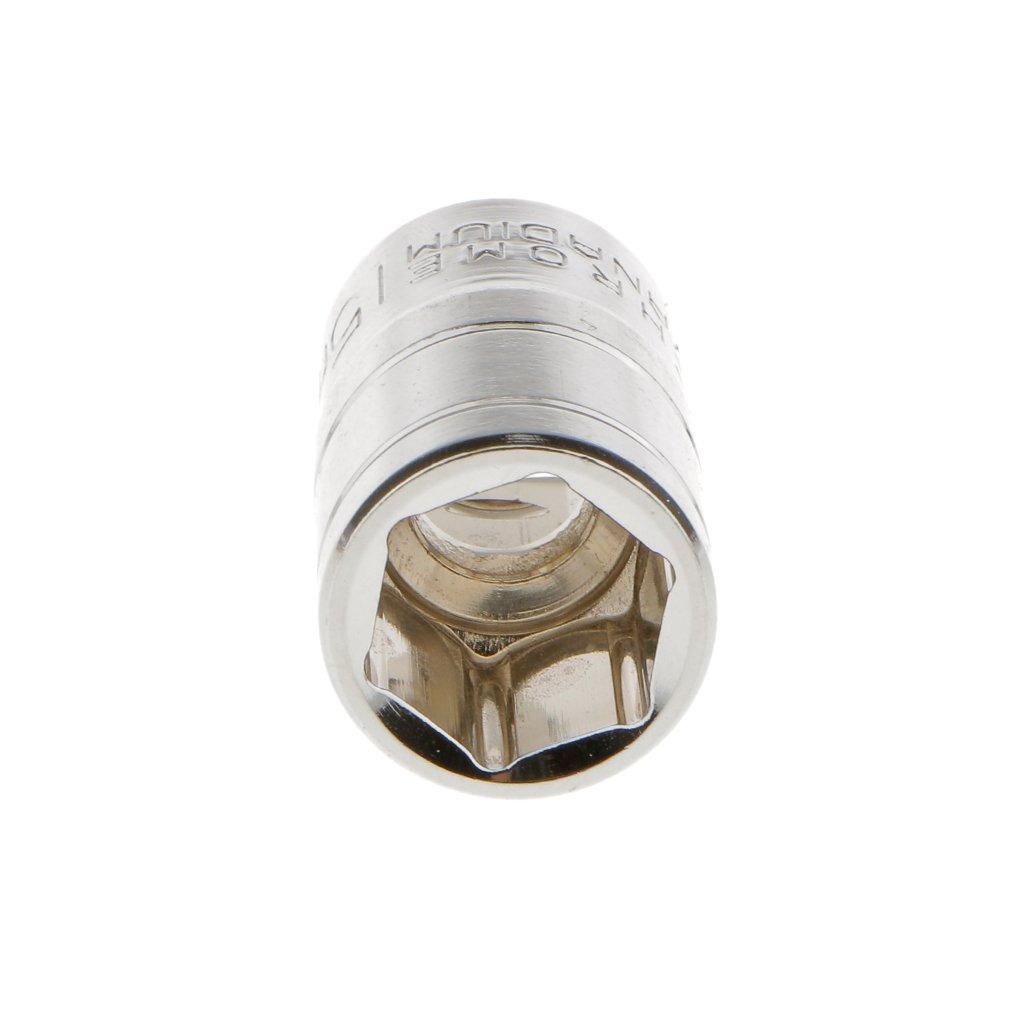 27mm Courte 1//2 douille Dentra/înement Cl/és /à Douille Hexagonale Cl/és Allen