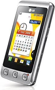LG KP500 Cookie - Smartphone Libre: Amazon.es: Electrónica
