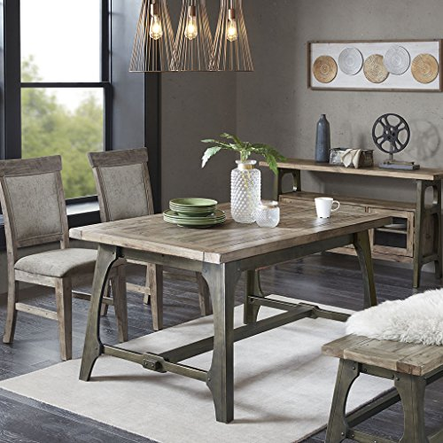 Modern Extension Butterfly Table (Oliver Extension Dining Table Grey See below)