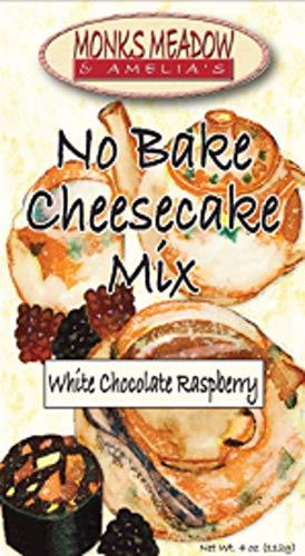 Raspberry Chocolate Cheesecake (Monks Meadow & Amelia's