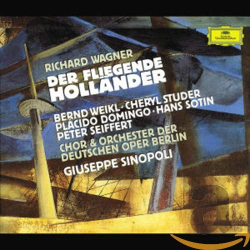 Richard Wagner Giuseppe Sinopoli Placido Domingo Cheryl Studer