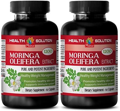 Organic Moringa Oil OLEIFERA Cardiovascular product image