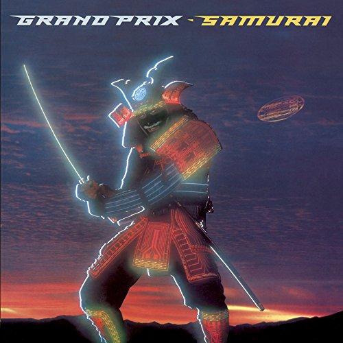 Grand Prix: Samurai (Lim.Collector's Edit.) (Audio CD)