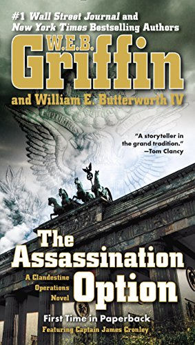The Assassination Option (A Clandestine Operations Novel Book 2)