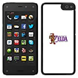 GREAT PHONE CASE GIFT // Mobile Phone Case Hard Case PC Derecative Cover Shell for Amazon Fire Phone /Zelda Majora's Mask/