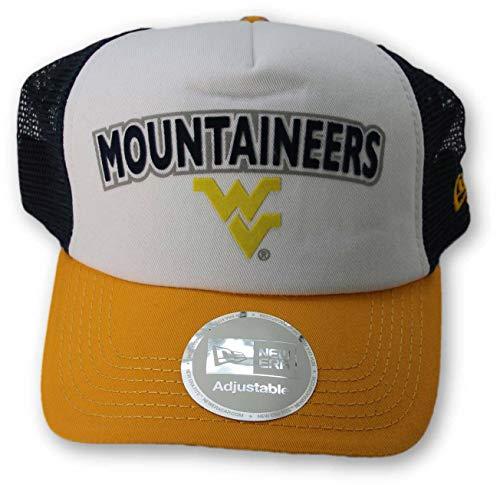 New Era West Virginia Mountaineers Adjustable Hat