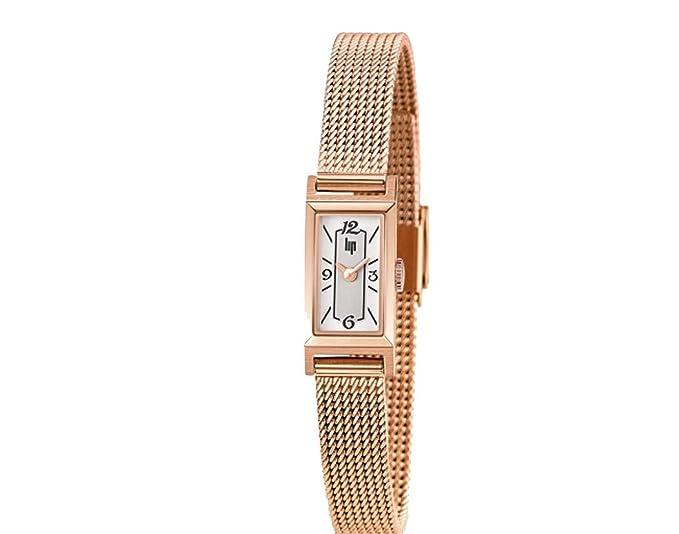 Lip baqueta - Reloj Mujer - h671 m228 - Acero Milanais ...