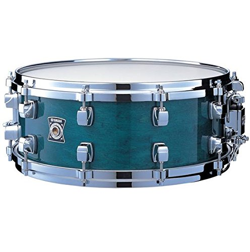 Yamaha Sensitive Series MSD-1365TM 13-inch Snare Drum - Turquoise (Yamaha Snare)