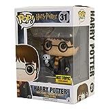 Funko Pop! Harry Potter with Hedwig Hot Topic Exclusive Vinyl Figure