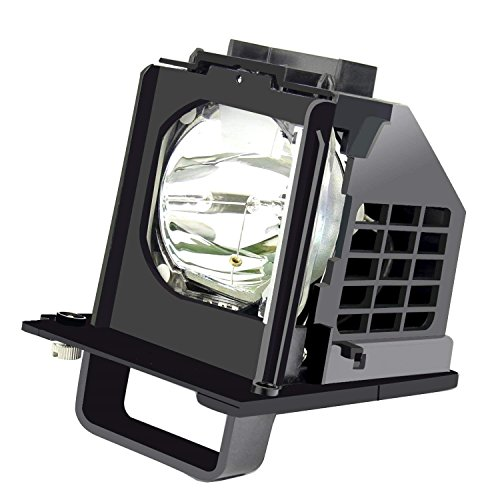 Ahlights 915B441001 Replacement Lamp with Housing for Mitsubishi TV