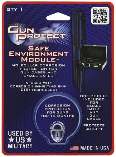 Gun Protect Safe Environment Module - Single Pack for Gun Cases and Pistol -