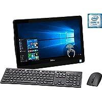 Dell Inspiron 3064 HD+ Touch Screen All in One Computer PC (Intel Core i3-7100U, 4GB Ram, 1TB Hard Drive, HDMI, Camera, DVD-RW) Windows 10 (Certified Refurbished)