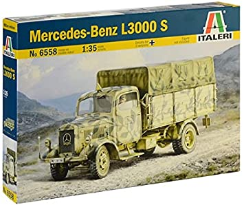 Italeri 6558S 6558S-1:35 - Maqueta de Mercedes Benz L3000 ...
