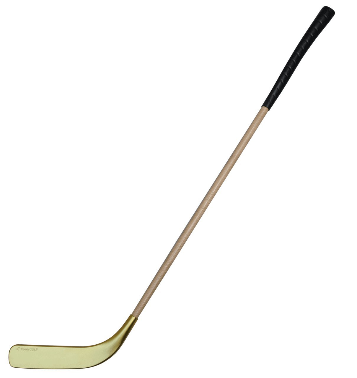 Hockey Stick Putter by ReadyGOLF (Includes Free Putter Cover)