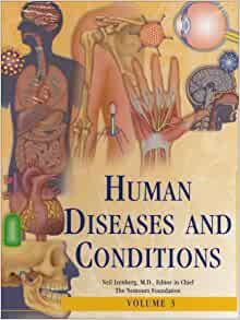 Human Diseases and Conditions - 3-vol. set: 9780684805436 ...