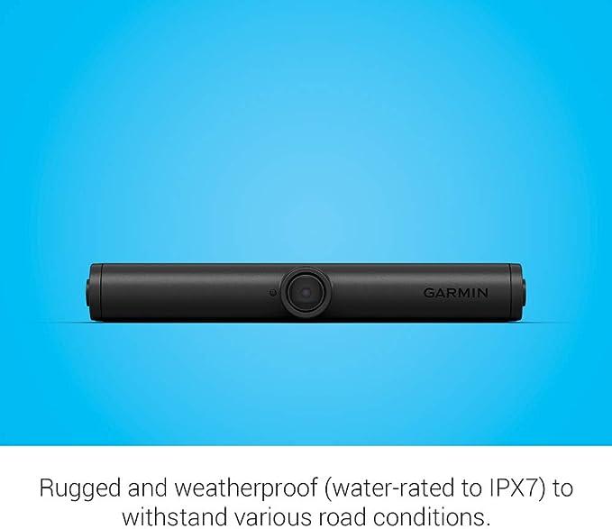 /étanche Garmin BC 40 Cam/éra de recul sans Fil avec Support /à vis Commande vocale Montage Flexible