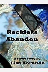 Reckless Abandon Kindle Edition